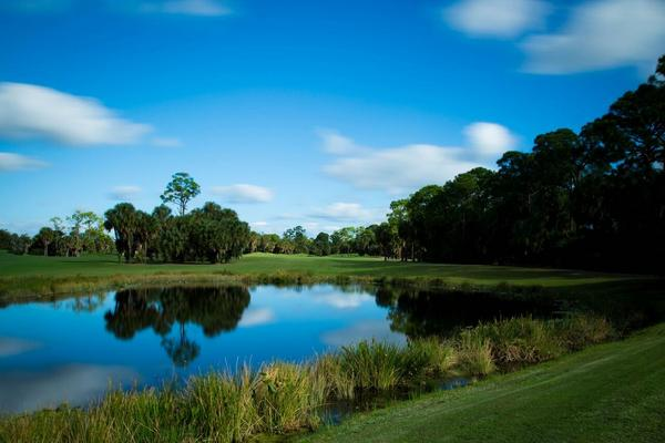 Palm Beach Gardens Golf Course The Preserve At Ironhorse